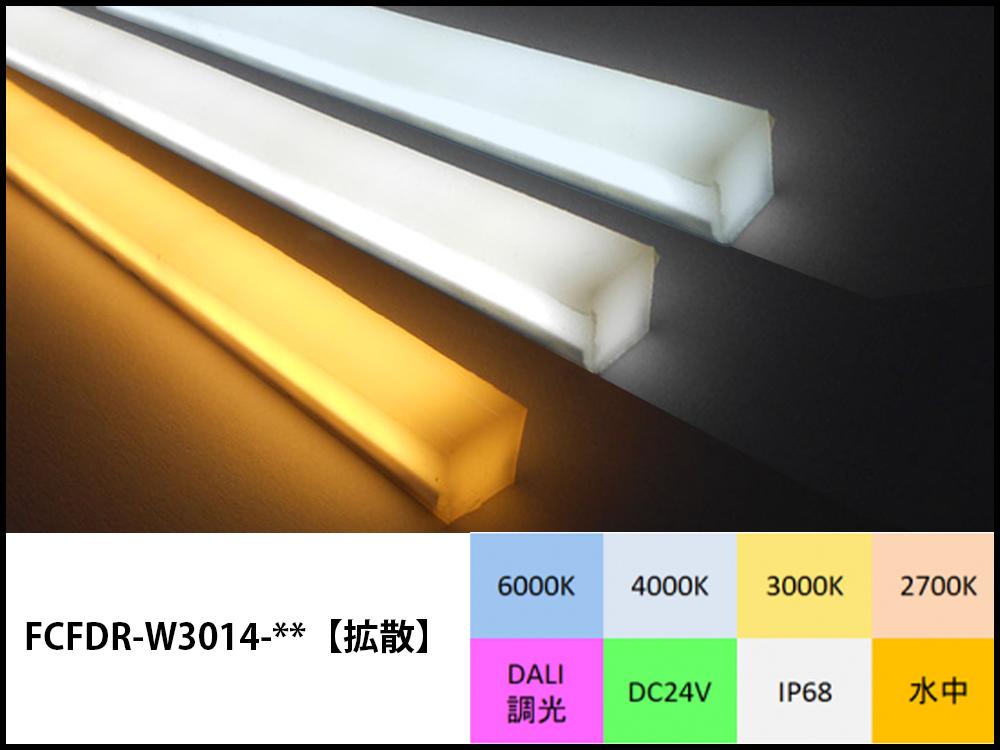 LEDスクエアテープライトの商品写真