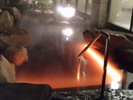 ホテル・温泉施設へLEDテープライトの導入写真