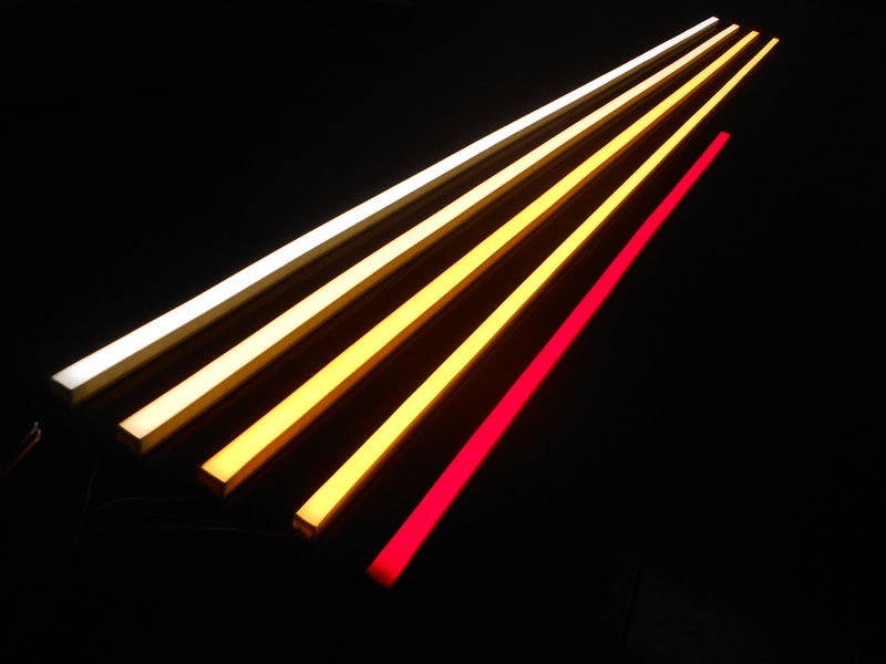 LEDテープライトの導入写真